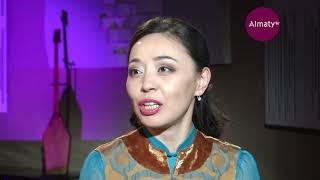Інжу – маржан: Қазақстанның еңбек сіңірген әртісі - Айгүл Үлкенбаева (05.11.17)