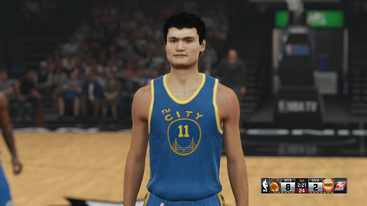 NBA 2K15 MyTeam XB1 - Yao Ming Debut! - YouTube
