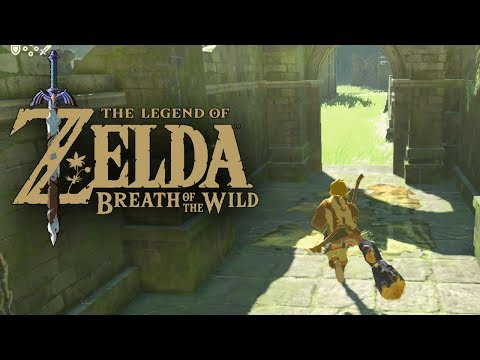 ZELDA  BREATH OF THE WILD 🗡️• RAMADAS NOTIZEN  •LET'S LIVE P