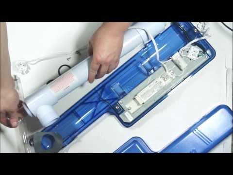 Vecton Aquarium UV Sterilizer Bulb Change