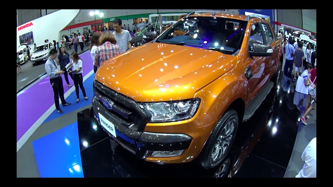 2019 Ford Ranger shows how it can be customized at SEMA ...