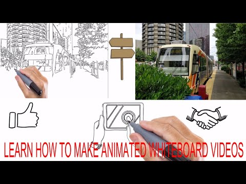 Download Youtube: How to make whiteboard animated videos   Explaindio  
