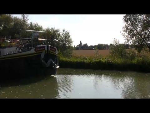 Hotel Barge: Panache – Lorraine, France