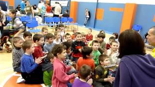 BRNO A JIŽNÍ MORAVA BEZ HRANIC - 12.3. 2013 ZŠ Logopedická Brno 3