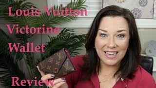 Video Louis Vuitton Victorine  Wallet Review 2.0 download MP3, 3GP, MP4, WEBM, AVI, FLV Juni 2018