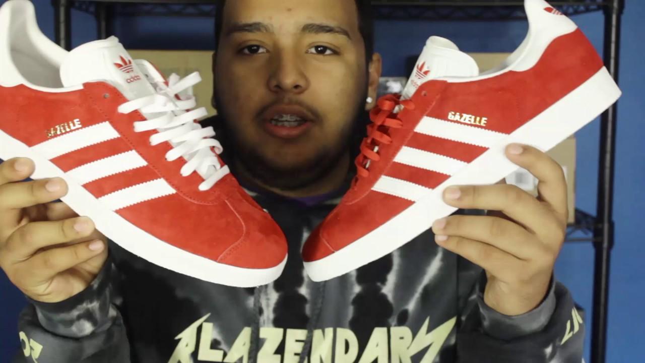 Adidas Gazelle Review and On Feet | SneakerTalk