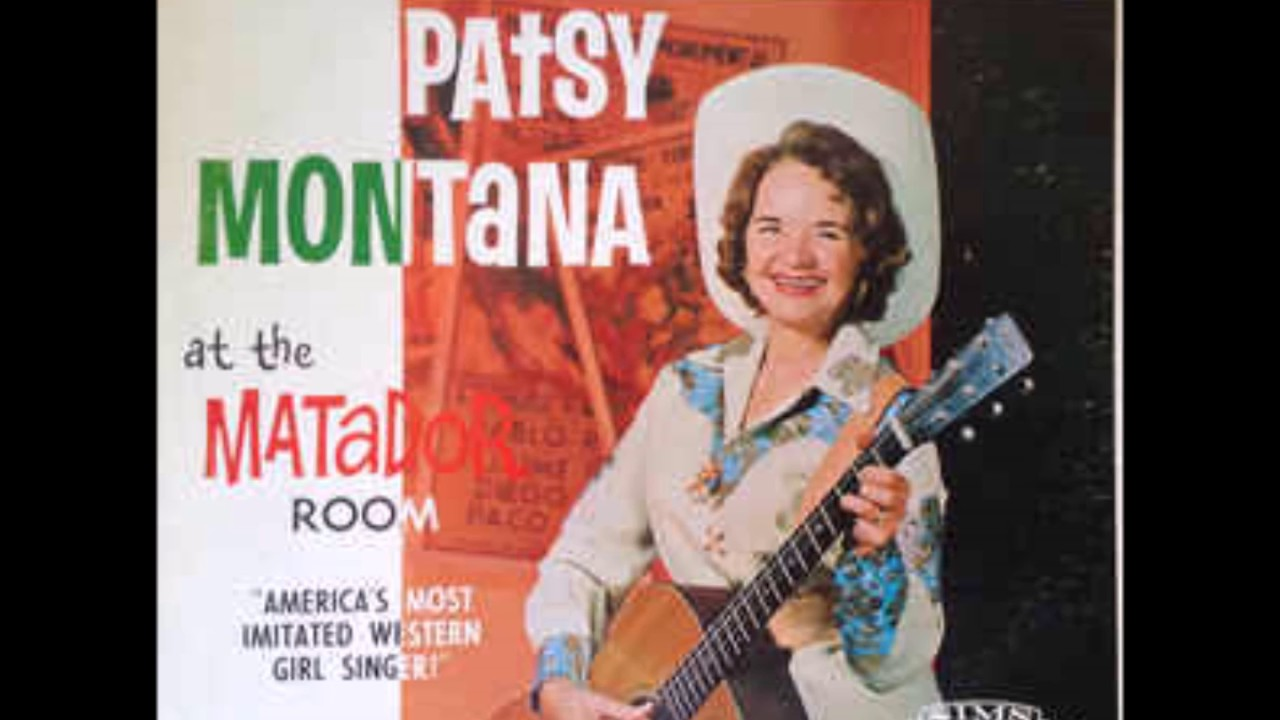 Patsy Montana - Out In The Western Country