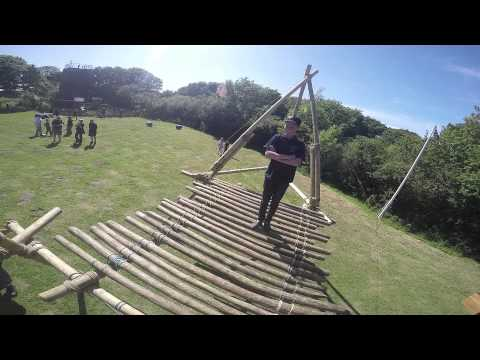 NO LIMITS ESU and 7th Newport Scout's Group Camp 2015