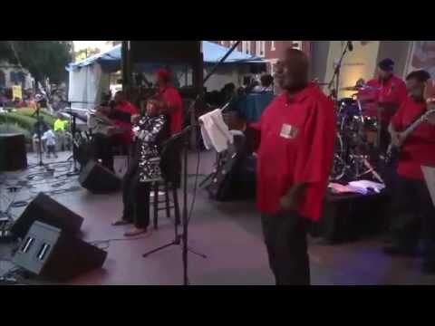 Denise LaSalle at Blues & BBQ Fest