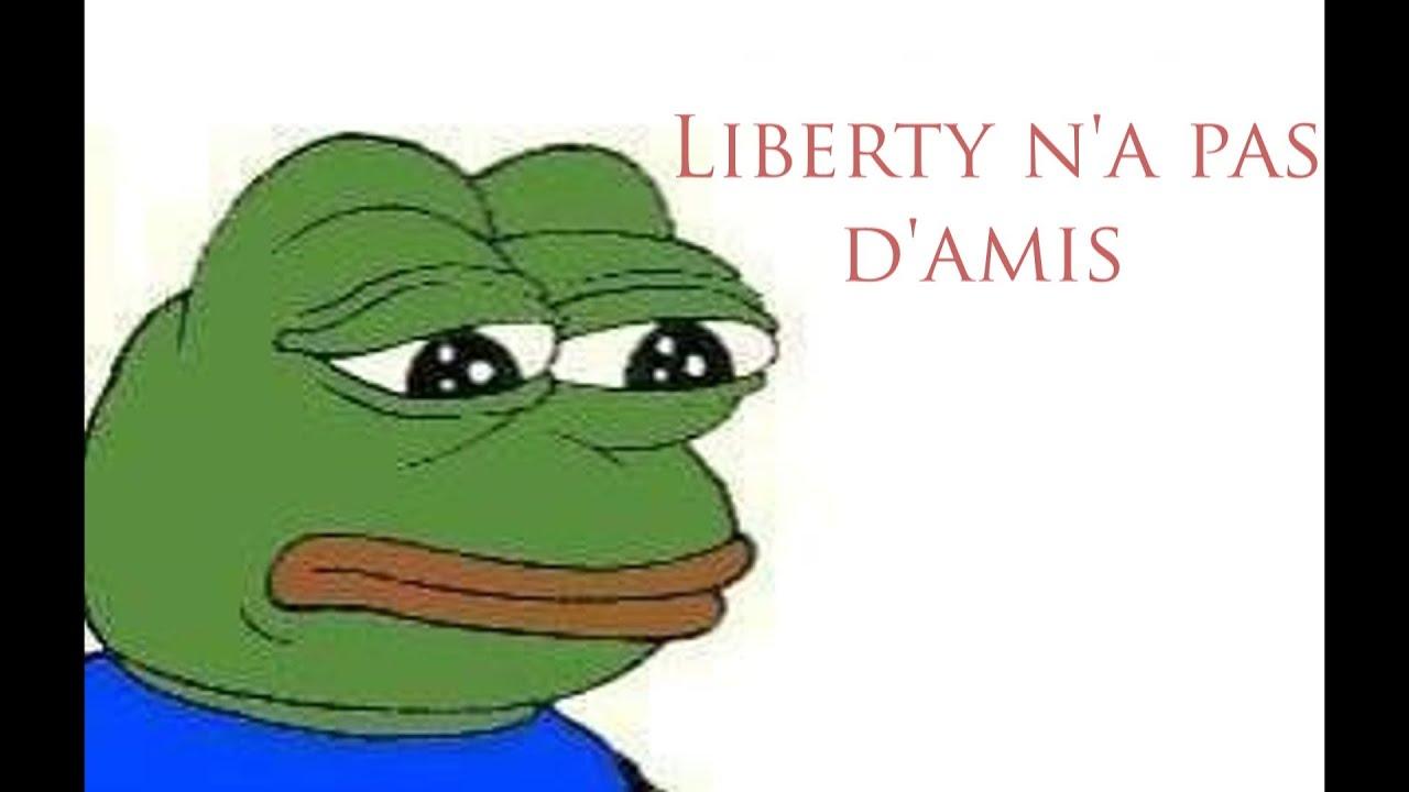 Fun Montage #6 - Liberty N'a Pas D'Amis - dédicace à liberté de jouer française