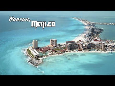 Cancun, Mexico Drone Footage - DJI Inspire 1 Pro - Live Aqua Beach Resort Cancun