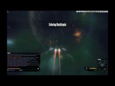 Tutorial 11: Leap into Space in Entropia Universe
