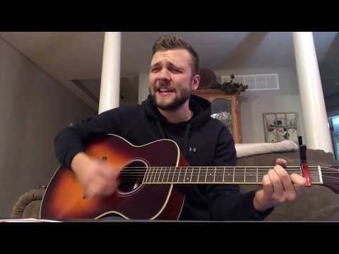"""""""Does To Me (feat. Eric Church)"""" Luke Combs Acoustic Cover"""
