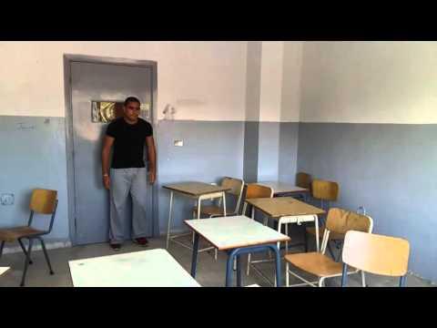 Parkour tripoli lebanon in school pk_hayso