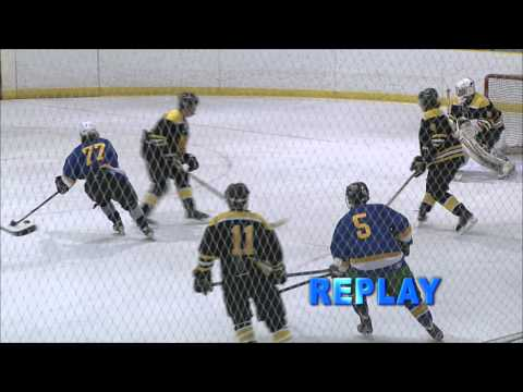 CTN Sports 2015 - Ann Arbor Parks & Recreation A-League Ice Hockey Championship May 2, 2015