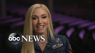 Gwen Stefani talks life with 'my cute Blakey' and her new Vegas residency