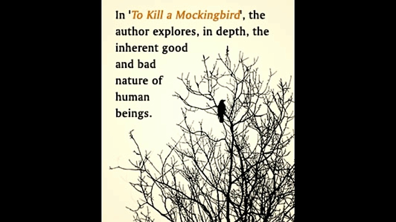 10 Finest Examples Of Personification In To Kill A Mockingbird