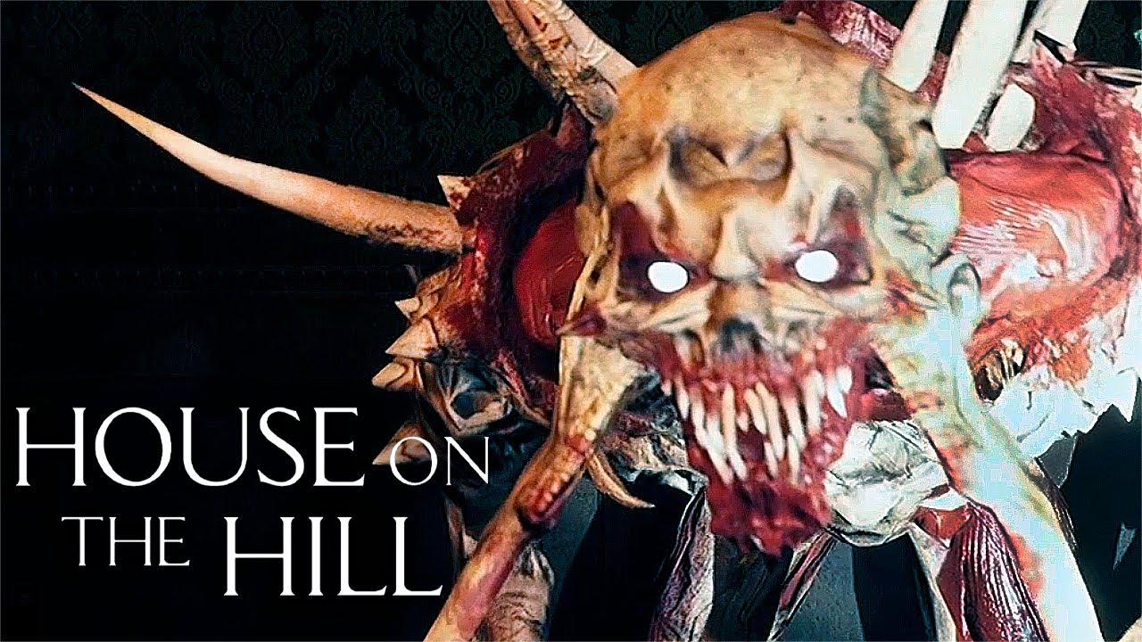 СТРАШНО? НЕТ! СКРИМЕРНО? ДА! ► House On The Hill #2
