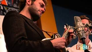 Chris Thile and Michael Daves - Bury Me Beneath the Willow - 5/17/2011 - Paste Magazine Offices