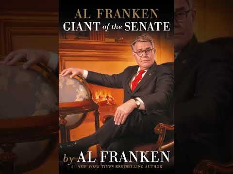 Giant of the Senate   Al Franken   Part 1 Audiobook