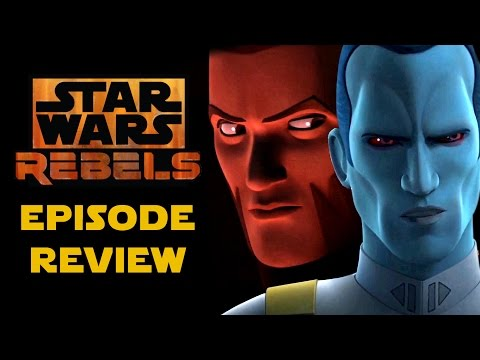 Star Wars Rebels Season 3 - Through Imperial Eyes Episode Review