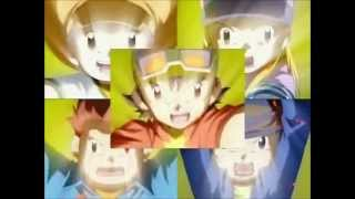 Digimon Frontier-Power Rangers Jungle Fury Theme