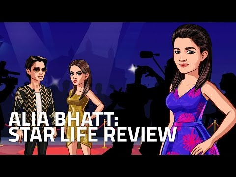 Alia Bhatt: Star Life Game Review | iPhone, Android Game