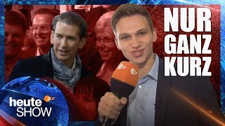 Fabian Köster stürzt in Österreichs Wahlkampf