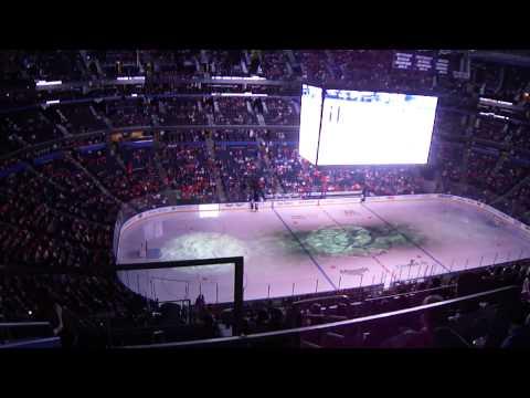 Tampa Bay Lightning Hockey intro @ St Pete Times Forum
