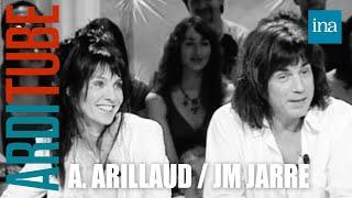 Anne Parillaud et Jean-Michel Jarre