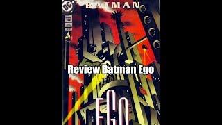 Review Batman Ego