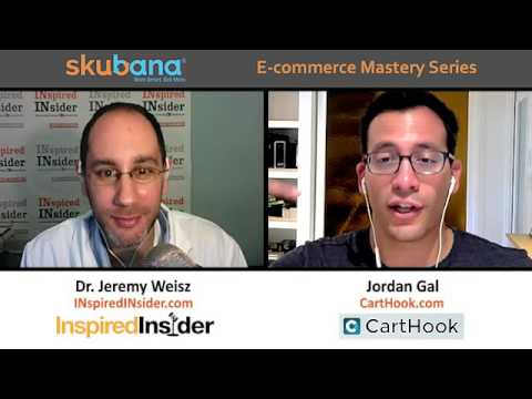 How Optimizing Checkout & Customer Interaction Will Reduce Cart Abandonment with Jordan Gal
