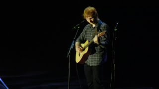 Ed Sheeran - Afire Love (Frankfurt Festhalle 18.11.2014)