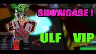 Roblox - Showcase Ultimate Life Form ( ULF ) Sáng Chói Lóa - JoJo Blox - Dưa Hấu Power