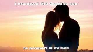 Nick Kamen ~~ I promised myself ~~ Contiene subtitulos en ingles y español