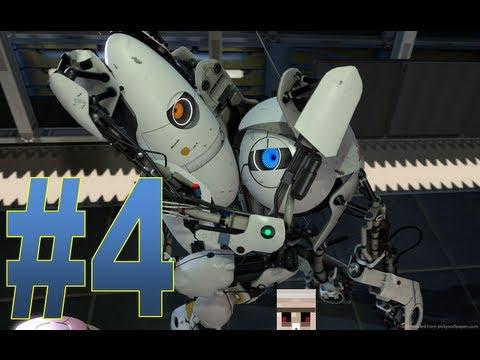Portal 2 - Los putos bosses - Cooperativo con Chincheto - Ep. 4