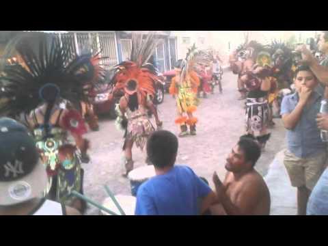 Danza azteca (conejo) Isidro De La Cruz