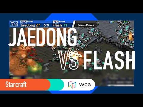 Download [2010 GF]Starcraft: Semi-Final/Set 1- Jaedong (KR) vs.  Flash(KR) /English