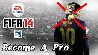 FIFA 14 Gameplay - PC 1080p - Become A Pro mode - Episode 1