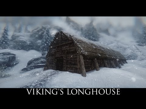 TES V - Skyrim Mods: Viking