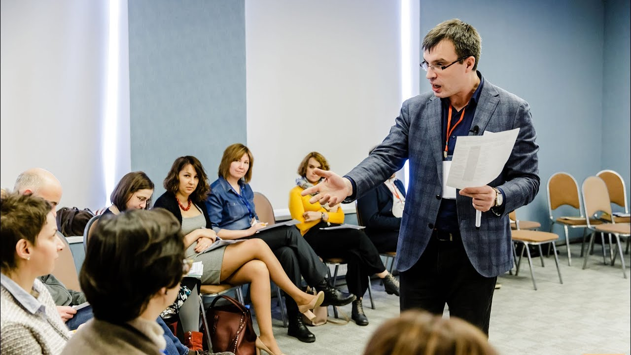 Дмитрий Коткин — о переговорном коучинге, активных онлайн …