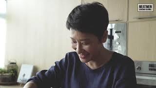 Braised Vegan Fillet with Mushrooms in Soy Sauce