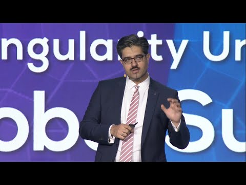AminToufani | Exponential Transportation | Global Summit 2018 | Singularity University