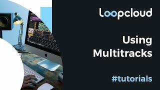 Using Multitracks - Loopcloud 6