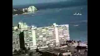 Waikiki Beach in Honolulu, Hawaii Thumbnail