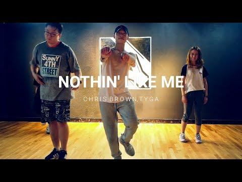 HY dance studio   Chris Brown, TYGA - Nothin' Like Me   Hyun jin choreography