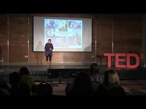 'Bad' girls - what makes them tick: Kathleen Pajer at TEDxMSVUWomen
