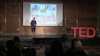 """Bad"" Girls: What Makes Them Tick: Kathleen Pajer at TEDxMSVUWomen"