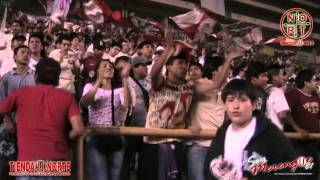 UNIVERSITARIO 3 vs The Strongest 3 - Copa Libertadores 2014 - TRINCHERA (U) NORTE