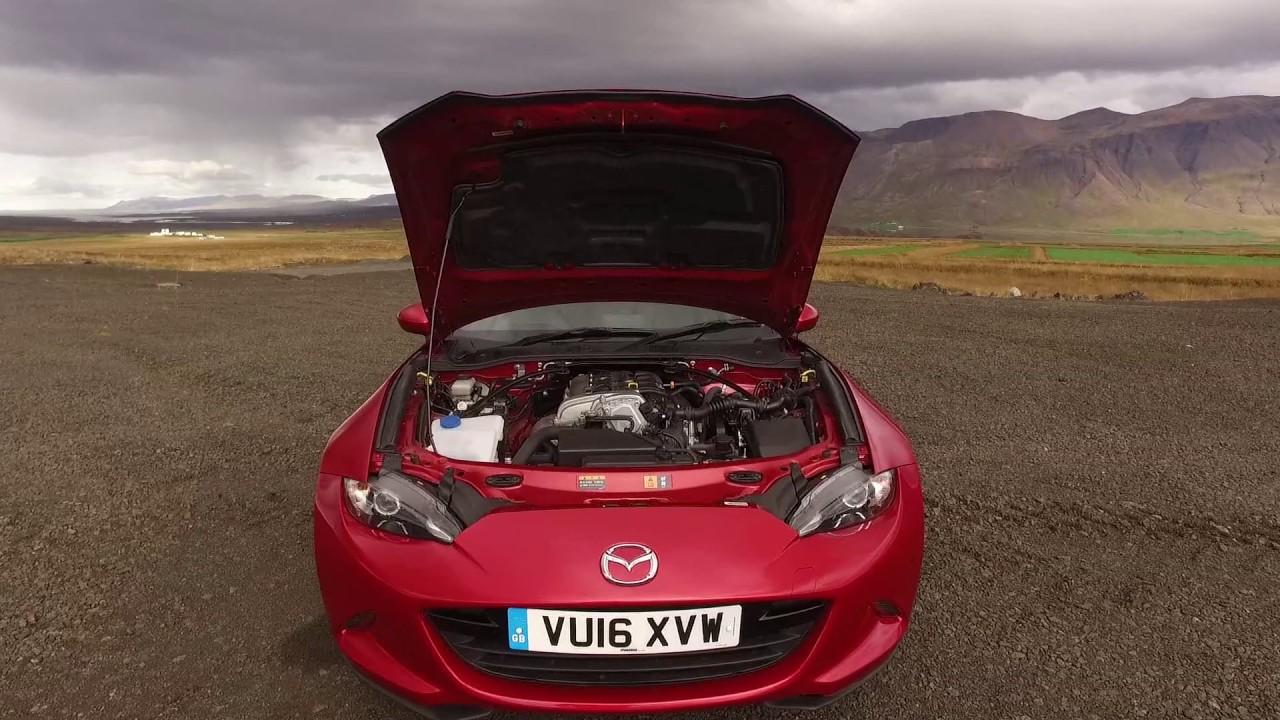 Обзор Mazda MX-5 2016 2017 // АвтоВести Online